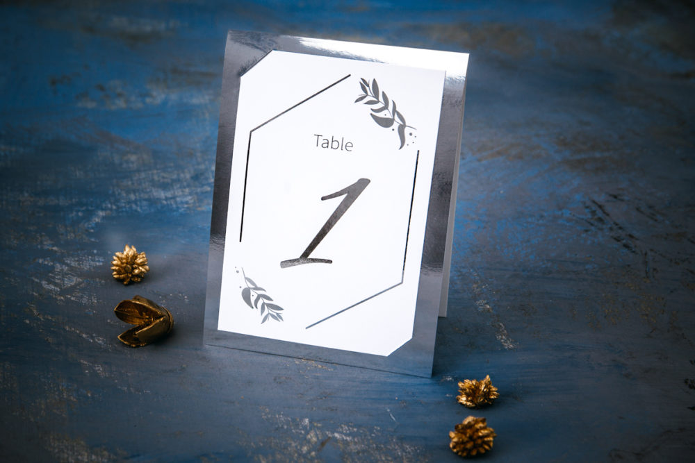 silver-foiled-wedding-table-number-2-paper-matte-white