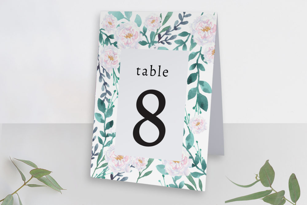 white-peonies-table-number-paper-textured_white