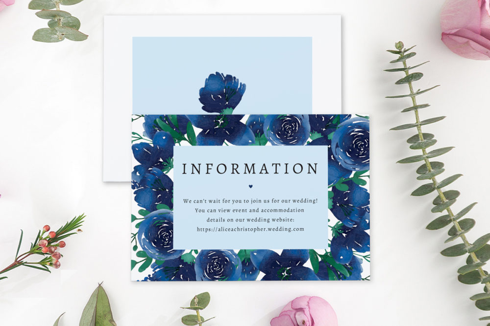 navy-blue-bouquet-information-card-paper-satin_white