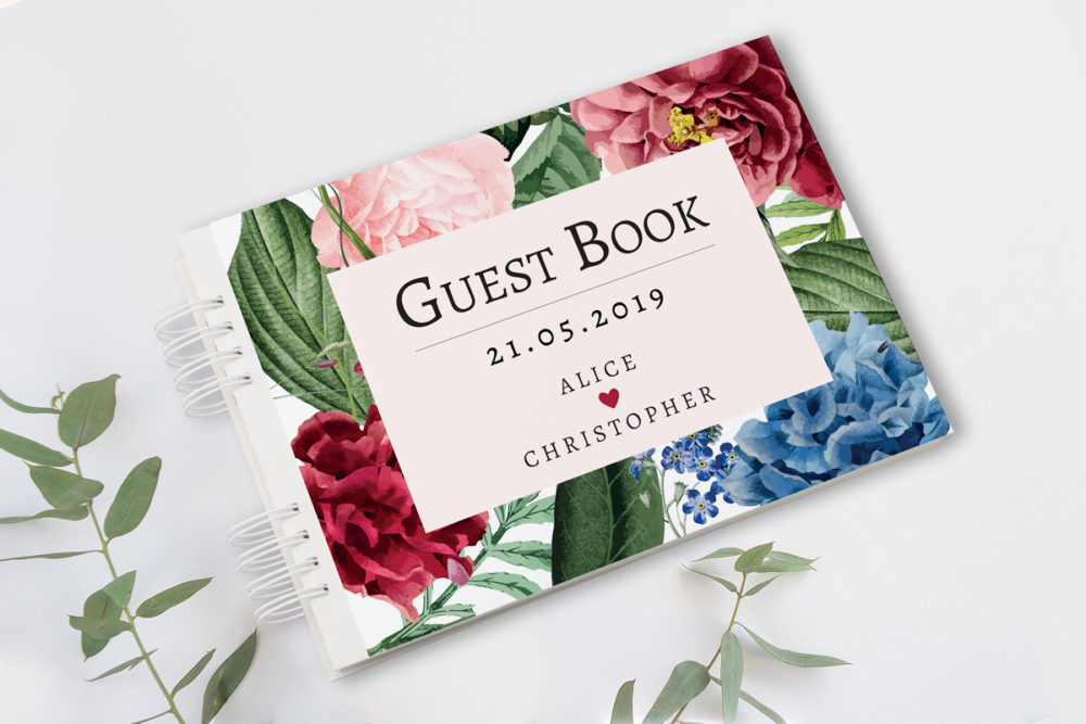 spring-bouquet-guest-book-paper-textured_white