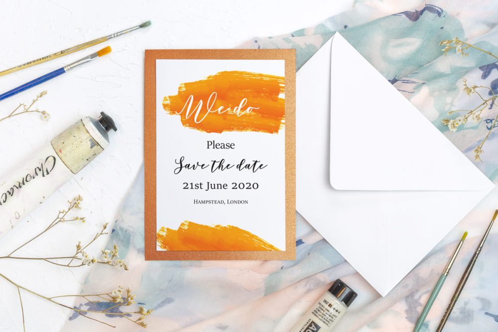 copper-watercolor-save-date-paper-matte-white-envelope-without-envelope-pad-copper-pearl-b6