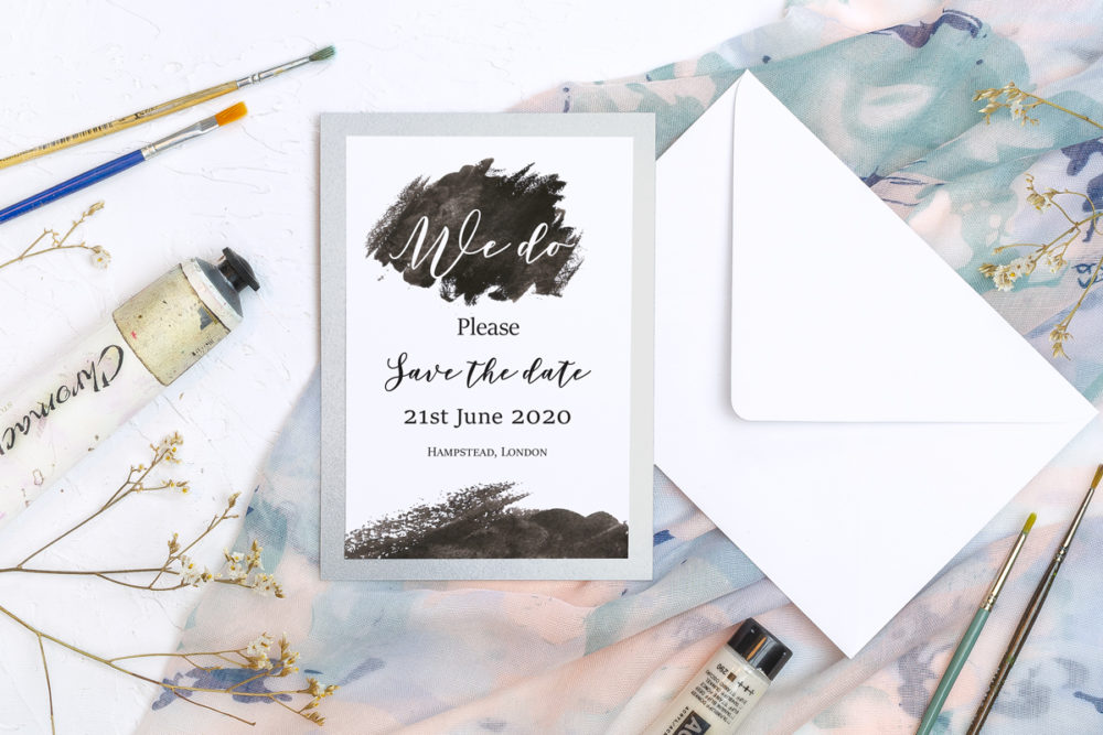 gray-watercolor-save-date-paper-matte-white-envelope-without-envelope-pad-silver-pearl-b6