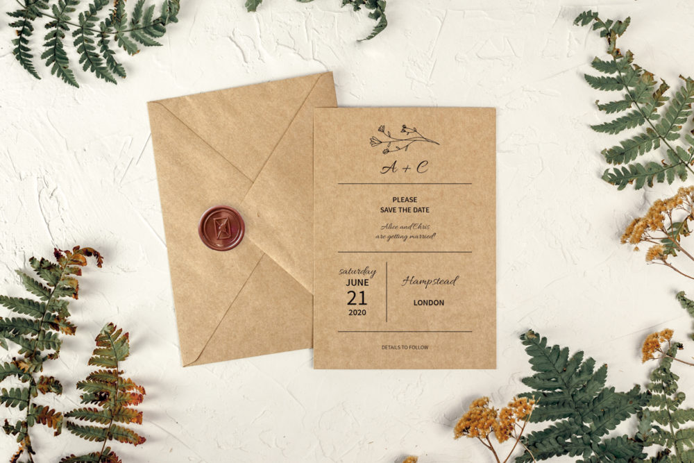 delicate-flowers-eco-save-date-paper-eco-envelope-eco-sealing-wax-brown-envelope