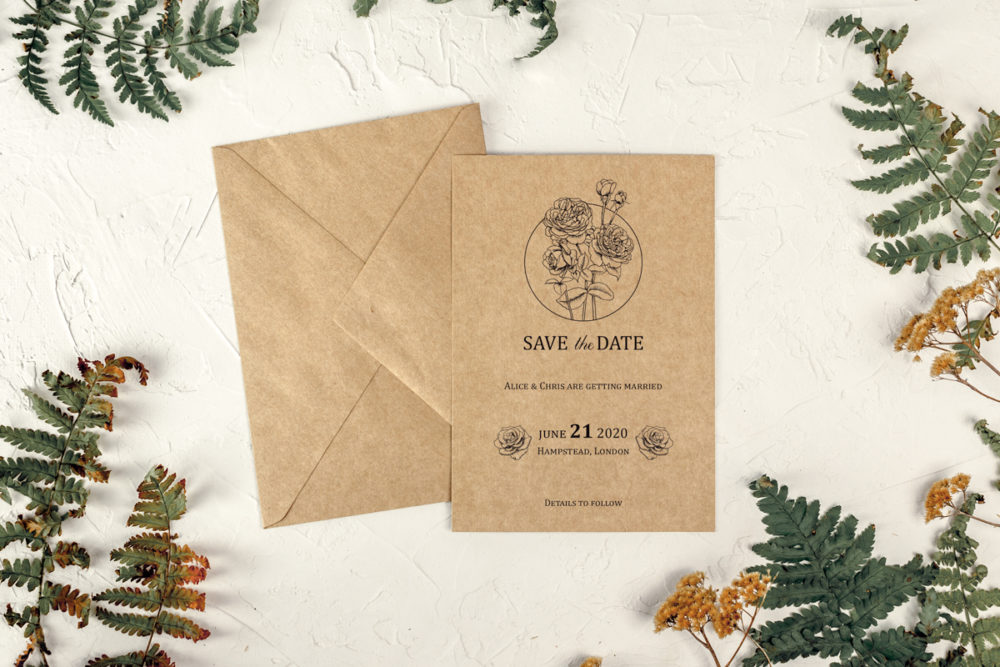 roses-eco-save-date-paper-eco-envelope-eco-sealing-wax-without-sealing-wax