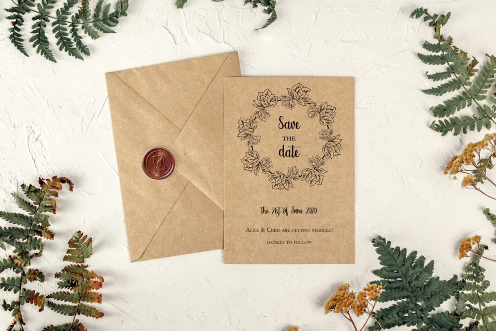 leaves-wreath-eco-save-date-paper-eco-envelope-eco-sealing-wax-brown-envelope