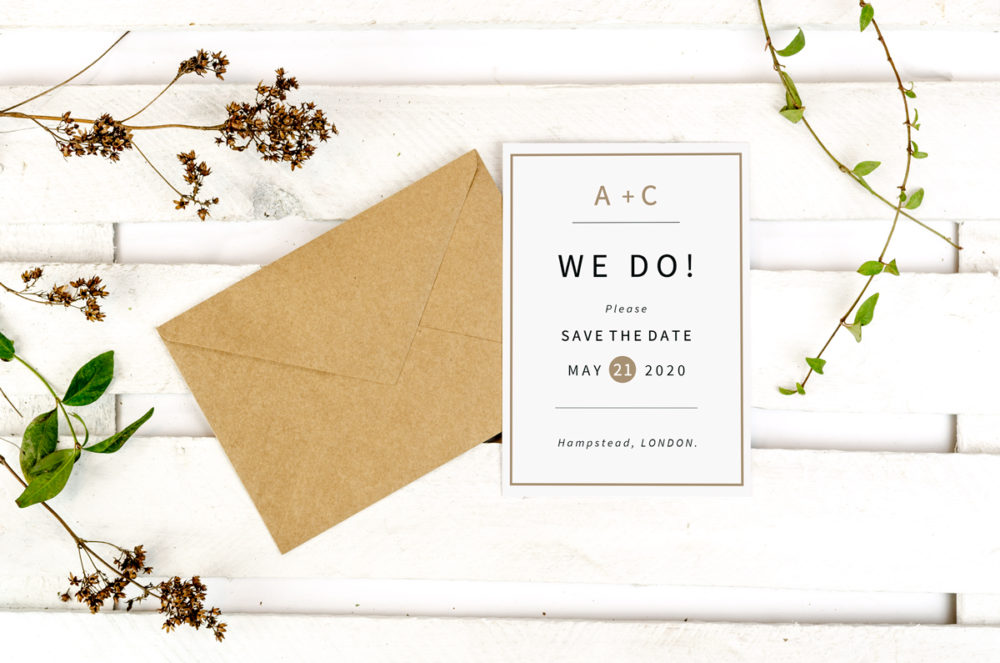 picture-frame-photo-save-date-paper-matte-white-envelope-eco-sealing-wax-without-sealing-wax