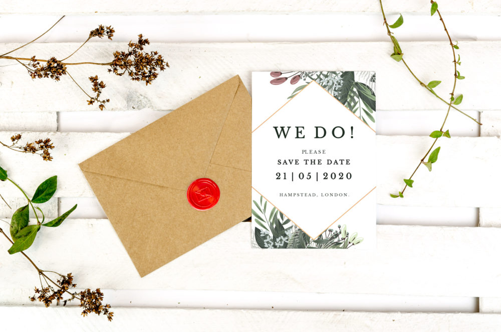 polygon-twigs-photo-save-date-paper-matte-white-envelope-eco-sealing-wax-red-nvelope